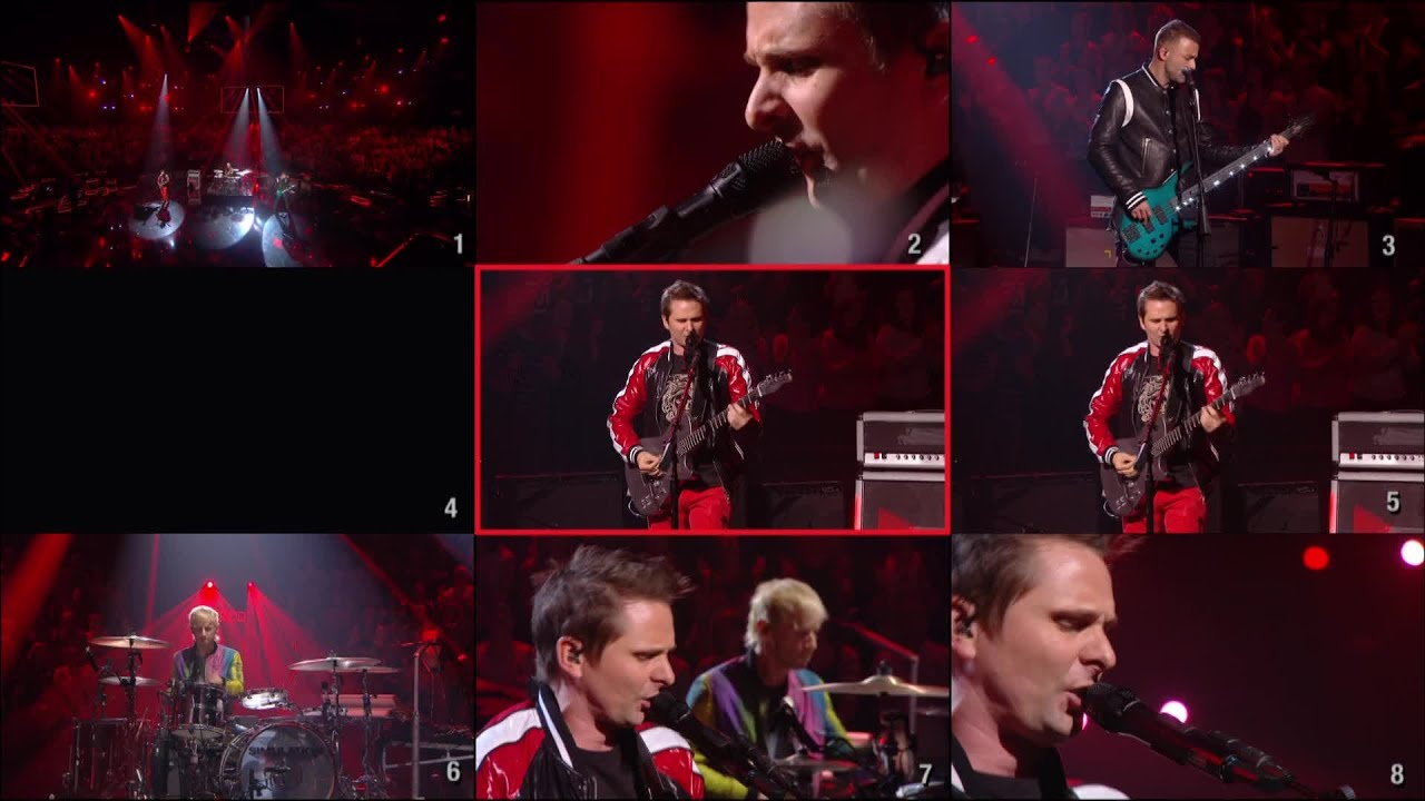 Listen: Muse shares studio cover of Duran Duran's 'Hungry Like The Wolf' for Spotify