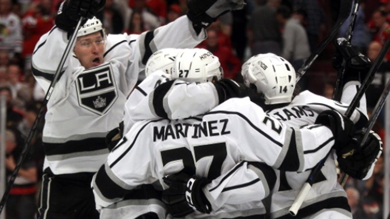 How to buy official Chicago Blackhawks vs. LA Kings tickets