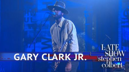 Watch: Gary Clark Jr. plays two new songs off his upcoming LP on 'Colbert'