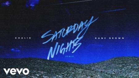 Listen: Kane Brown and Khalid join forces for 'Saturday Nights' remix