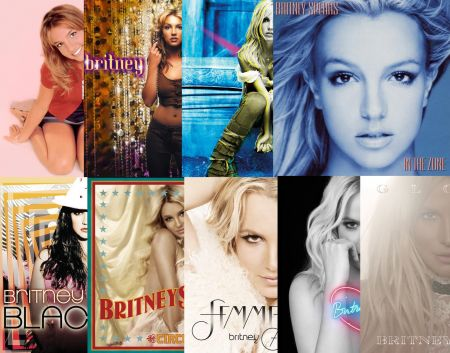 20 years of Spears: Ranking all Britney's albums from 'Baby