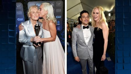 Complete list of winners for the Critics' Choice Awards 2019