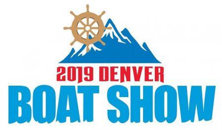 2019 Denver Boat Show logo