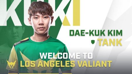 2019 Overwatch League roster review: Los Angeles Valiant
