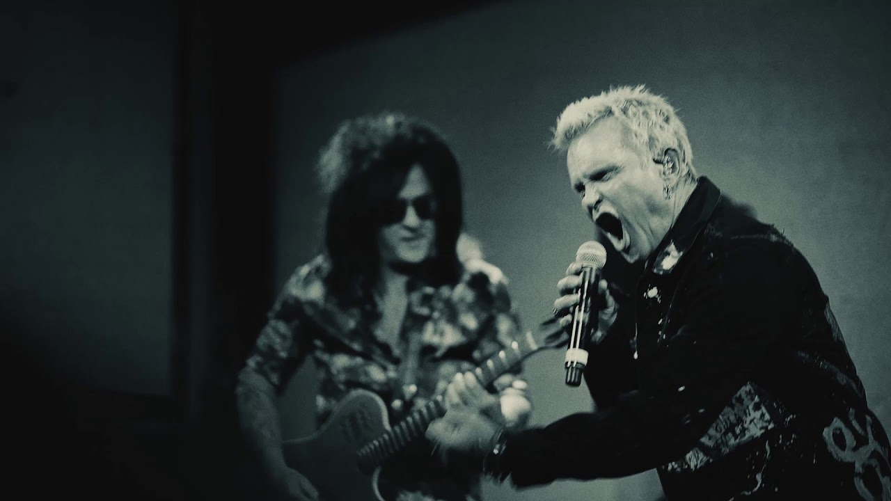 Billy Idol and Steve Stevens announce first duo tour: Turned On, Tuned In and Unplugged
