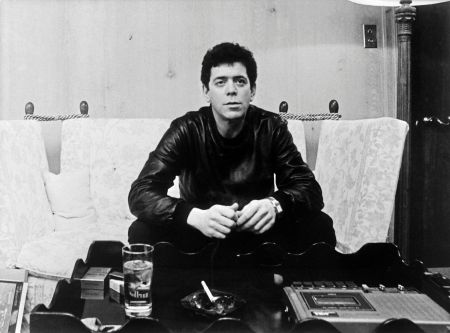Lou Reed in Stockholm, Sweden (April 4, 1983)