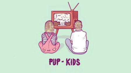 PUP announces 'The Morbid Stuff Tour-Pocalypse' 2019