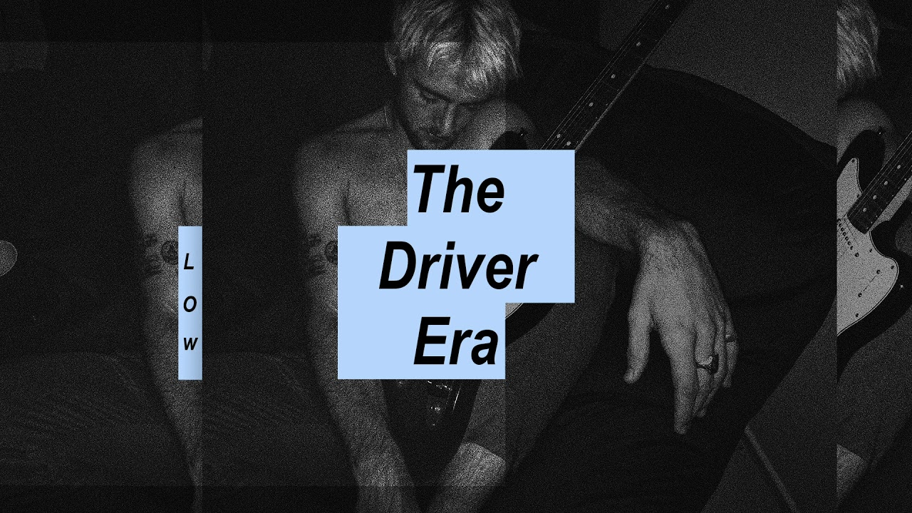 The Driver Era announces tour dates spring 2019