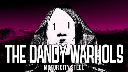 Watch: The Dandy Warhols release trippy video for 'Motor City Steel'