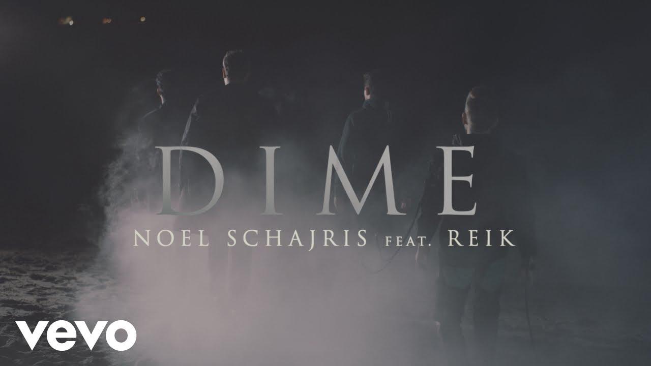 Noel Schajris & Reik search for truth in 'Dime' music video