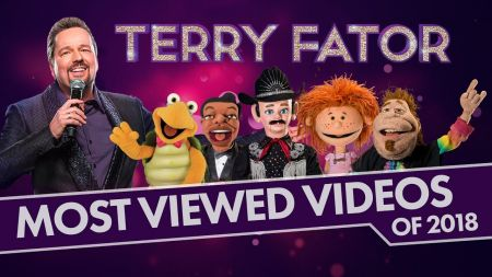 Terry Fator announces 2019 The Voice of Entertainment - It Starts Tonight tour