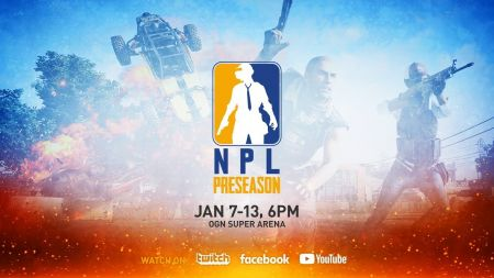National PUBG League 2019 sets schedule for North American season