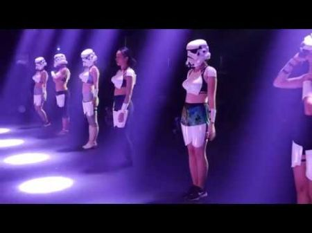 'Star Wars' Burlesque Parody show The Empire Strips Back announces 2019 spring tour