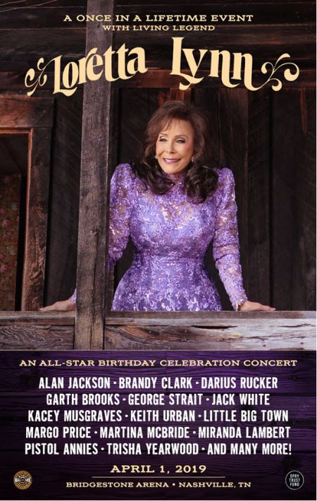 Loretta Lynn Ranch Events 2020.George Strait Kacey Musgraves More To Perform Loretta