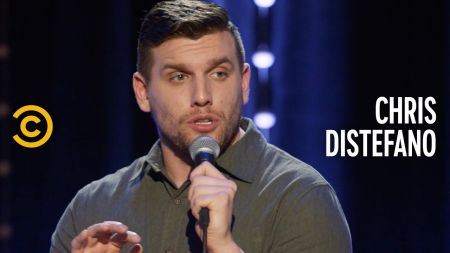 Interview: Comedian Chris Distefano is pushing the envelope and raising the stakes at Comedy Central