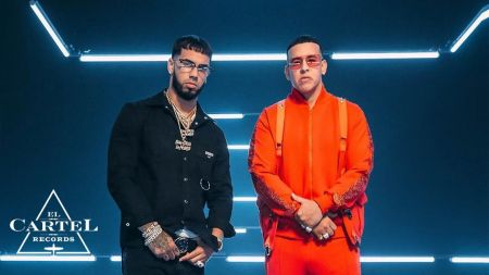 Daddy Yankee & Anuel AA make 'Adictiva' combination in new music video