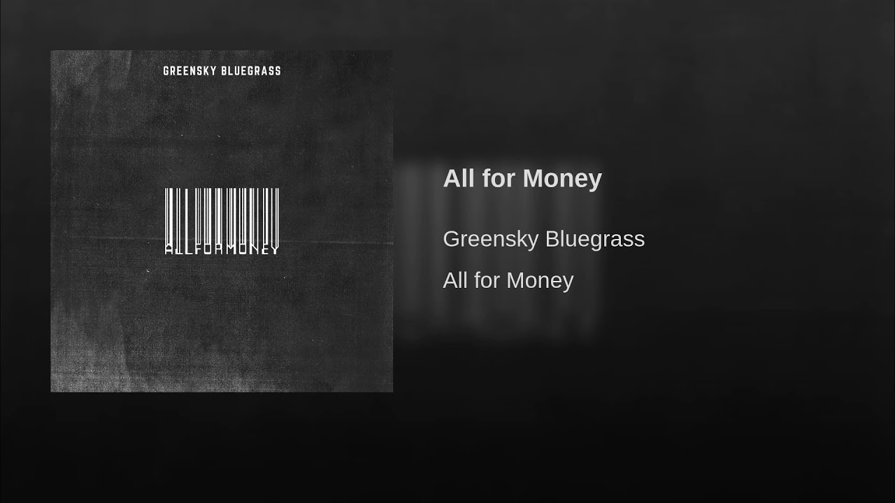 interview anders beck of greensky bluegrass talks new album 39 all for money 39 and three night run. Black Bedroom Furniture Sets. Home Design Ideas