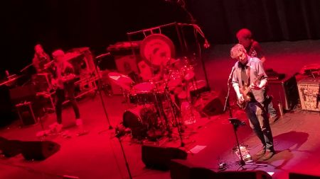 Watch: Joe Russo's Almost Dead busts out Motörhead cover at the Capitol Theatre