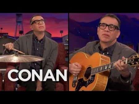 Fred Armisen bringing 'Comedy for Musicians but Everyone Is Welcome' show to The NorVa in 2019