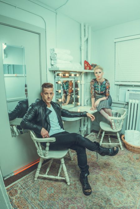 Interview: Thompson Square's Keifer Thompson discusses the duo's new children's book, 'Time To Get Dressed'