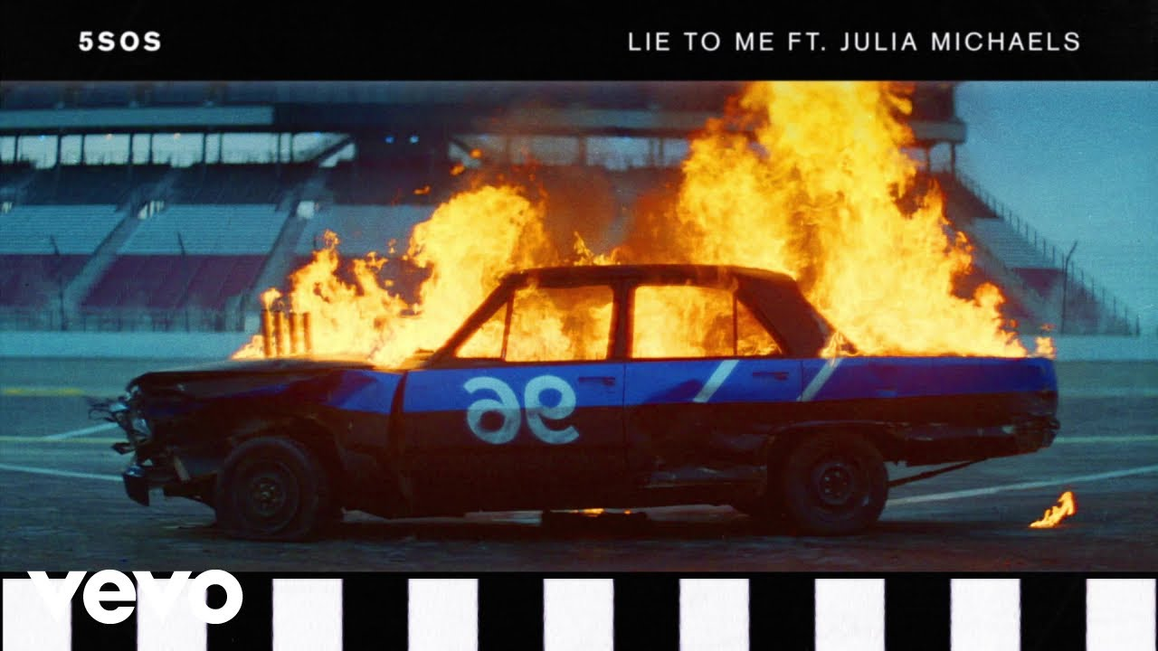 Listen: 5 Seconds of Summer adds Julia Michaels on 'Lie to