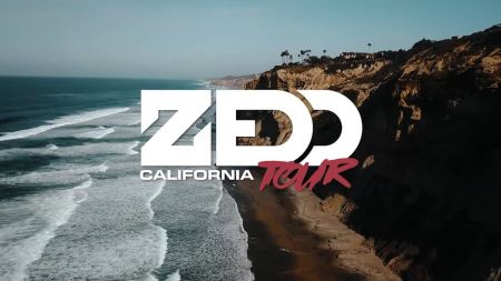 Zedd announces California Tour spring 2019 dates
