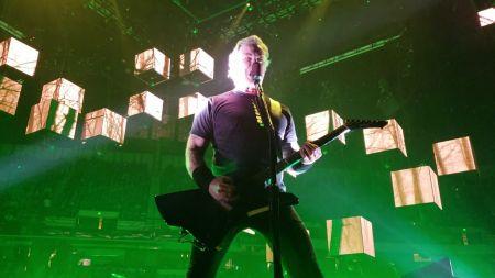 Watch: Metallica performs 'Dream No More' in Birmingham, Alabama