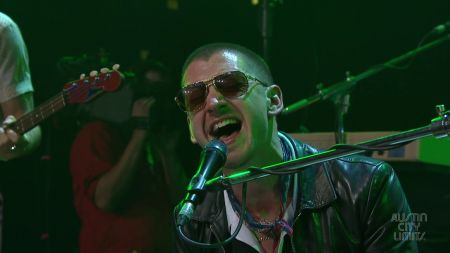 Watch: Arctic Monkeys perform medley of new hits at Austin City Limits Festival