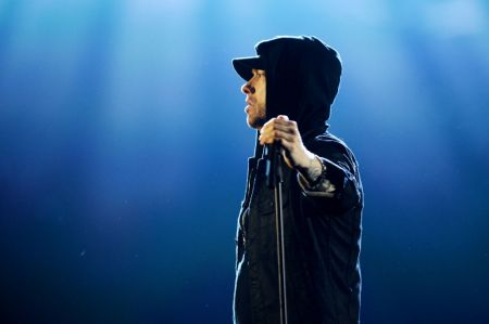 Eminem Performing at the 2017 MTV EMAs (Nov. 12, 2017)