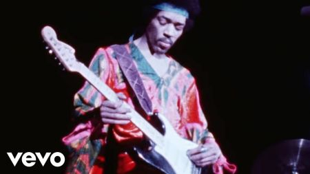 Jimi Hendrix concert film 'Electric Church' heading to theaters