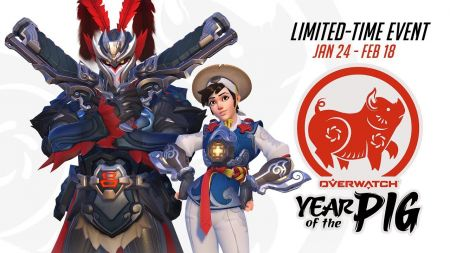 Overwatch 2019 Lunar New Year event now live