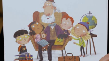 Paul McCartney shares cover art and details of new children's book 'Hey Grandude!'