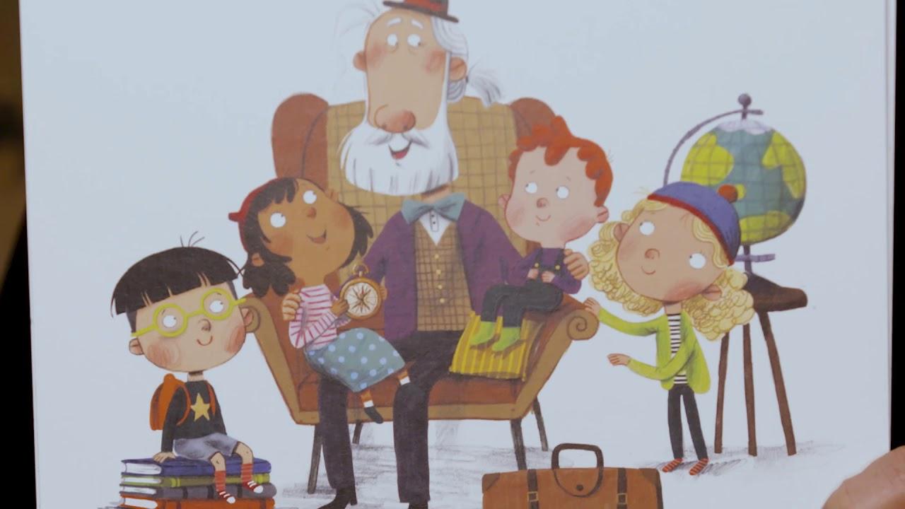Paul McCartney shares cover art and details of new children's book 'Hey Grandude!'