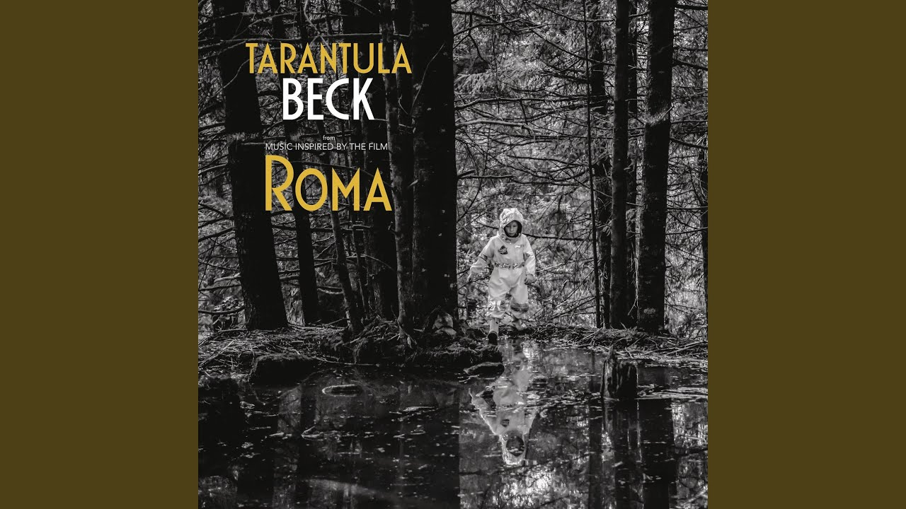 Listen: Beck releases single 'Tarantula' from 'Roma' soundtrack