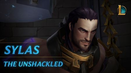 New League of Legends champion Sylas hits live servers in patch 9.2