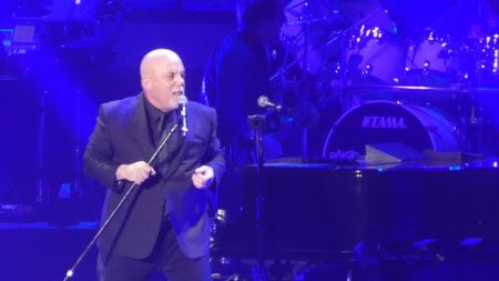 Watch: Billy Joel gives first-ever live performance of 'House of Blue Light'