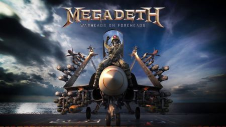 Watch: Megadeth unveils video teaser and details on compilation set 'Warheads on Foreheads'