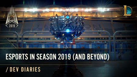 Riot Games announces 2019 Mid-Season Invitational dates and locations