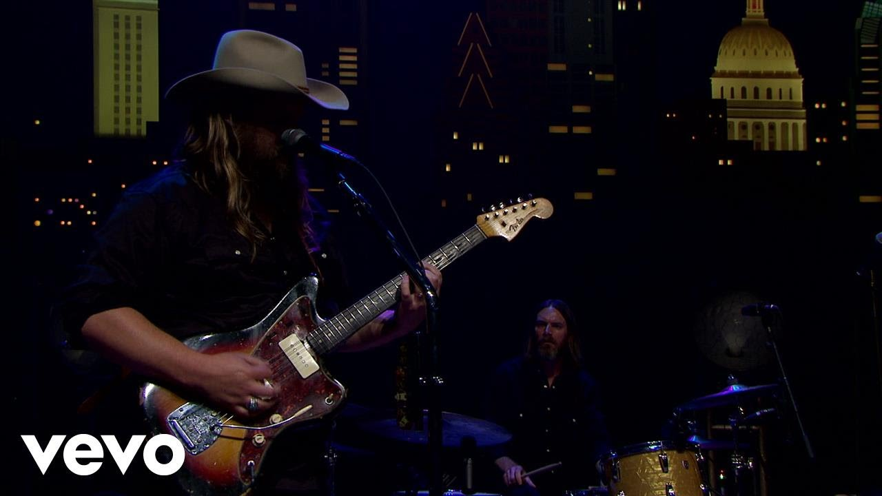 Chris Stapleton announces 2019 fall dates with Brothers Osborne and Kendell Marvel