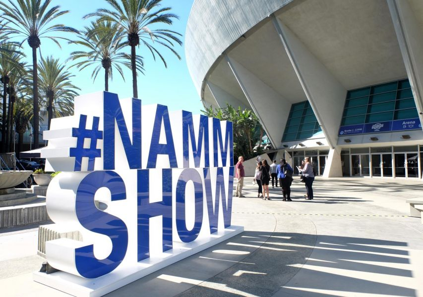 Namm 2020 Summer.5 Fun Finds From The 2019 Namm Show Axs