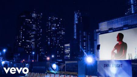Watch: Bryan Adams premieres video for single 'Shine a Light'