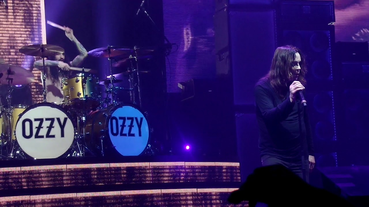 Ozzy Osbourne postpones entire 2019 tour of UK and Europe due to respiratory infection