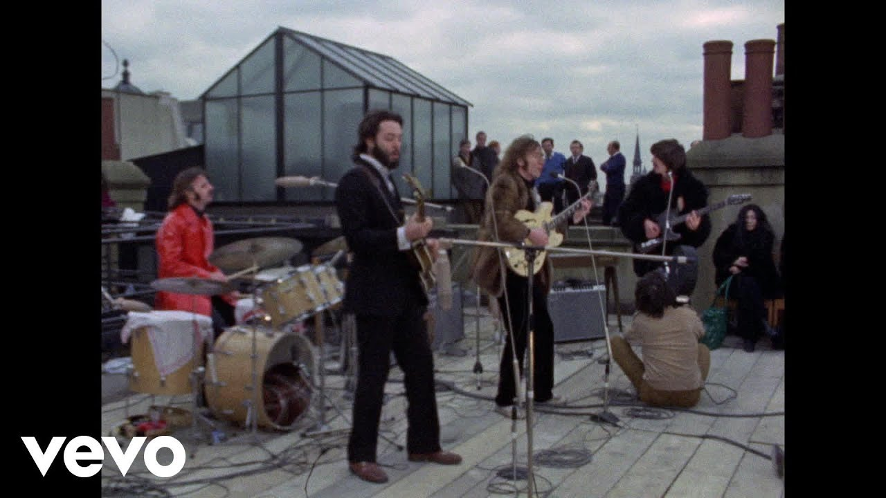 Beatles team with Peter Jackson to create film based on unseen footage from 'Let It Be'