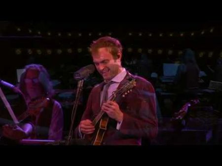 Watch: Chris Thile pays tribute to hometown heroes Wilco on 'Live from Here' in Chicago