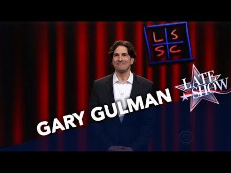 Gary Gulman announces The Great Depresh Tour 2019