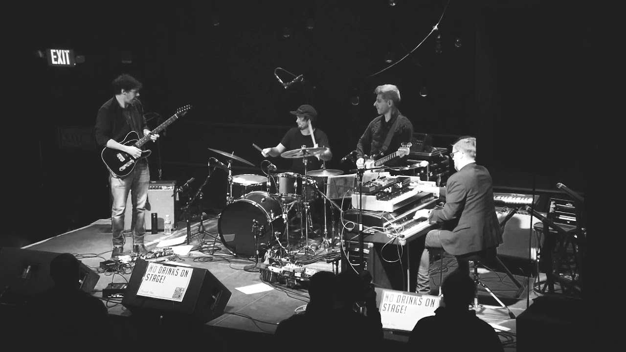 Watch: Phish bassist Mike Gordon makes guest appearance with two bands in Burlington