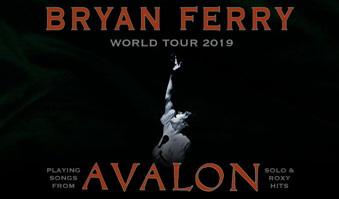 Bryan Ferry tickets at Majestic Theatre in Dallas