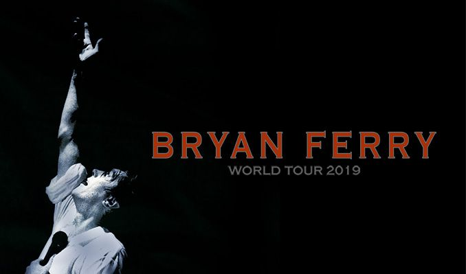 Bryan Ferry tickets at The Greek Theatre in Los Angeles