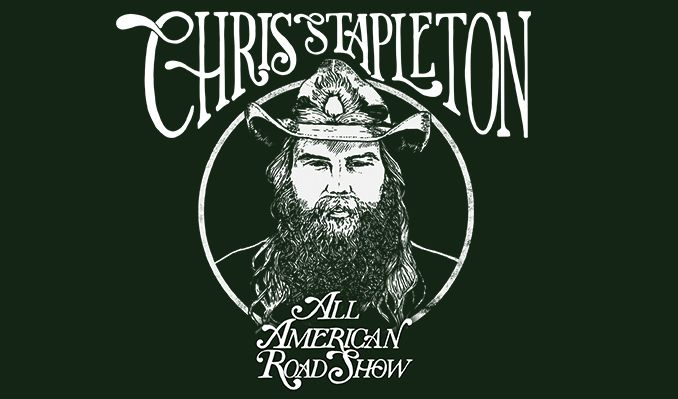 Chris Stapleton tickets at Sprint Center in Kansas City