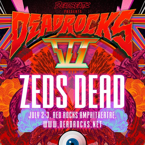 Thumbnail for Dead Rocks VI: Zeds Dead